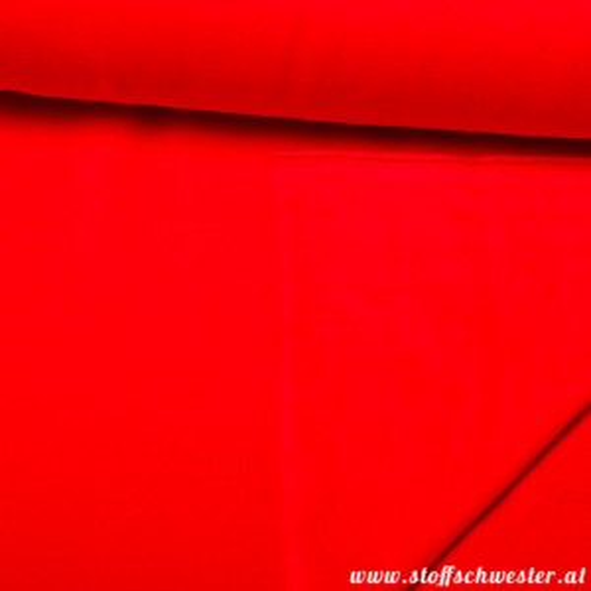 Kuscheljersey rot