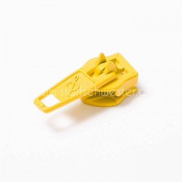 5mm Pin-Lock Schieber gelb (3 Stück)