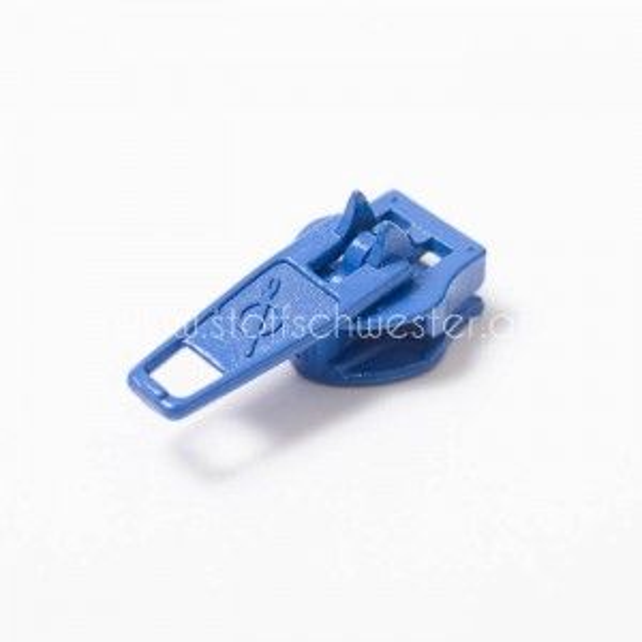 5mm Pin-Lock Schieber royalblau (3 Stück)