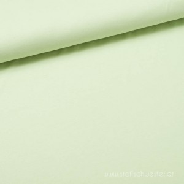 Biojersey schaumgrün