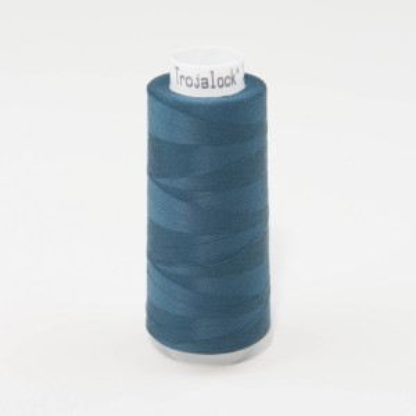Amann-Mettler Trojalock Overlockgarn No. 120, 2500m - jeansblau