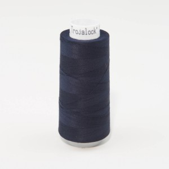 Amann-Mettler Trojalock Overlockgarn No. 120, 2500m - dunkelblau