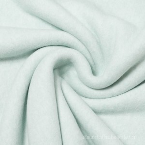 Organic Bio Fleece mint