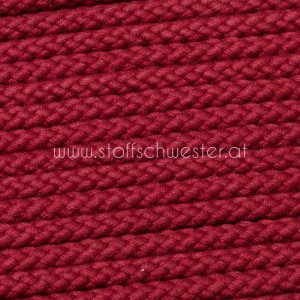 8mm Kordel bordeaux