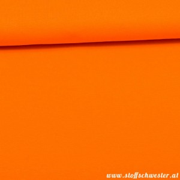 Feinstrickbündchen orange