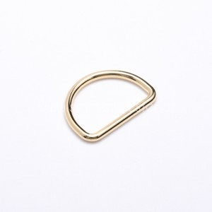 30mm D-Ring gold
