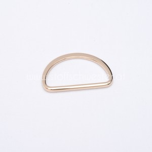 "38mm D-Ring ""Premium"" gold"