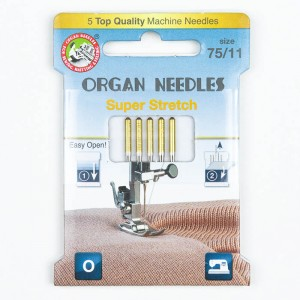 Organ Super Stretch 75, 130/705H, Eco Pack
