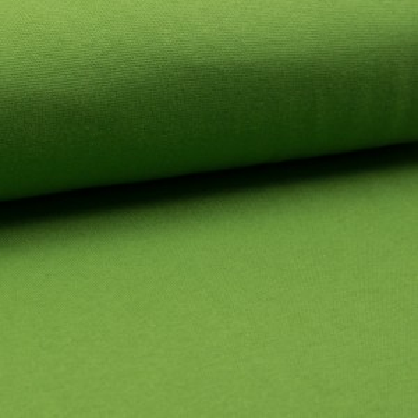 Bündchen fein grün