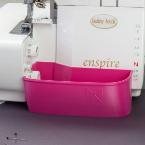 Auffangbehälter für Babylock Enspire & Eclipse pink