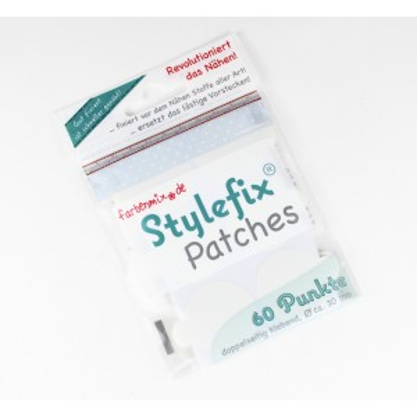 Stylefix-Patches, 60 Stück, 30mm