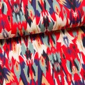 Abstract Patterns Jersey rot