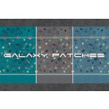 Galaxy Patches Nano-Softshell petrol
