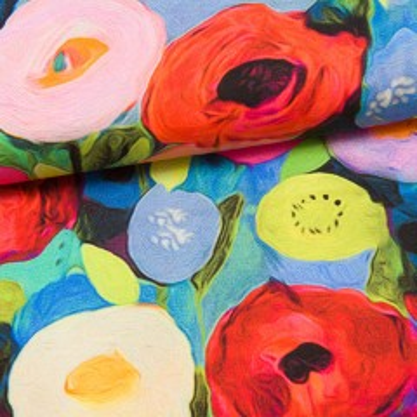 Acryl Flowers Jersey