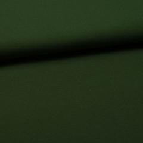 Sommersweat dunkelgrün