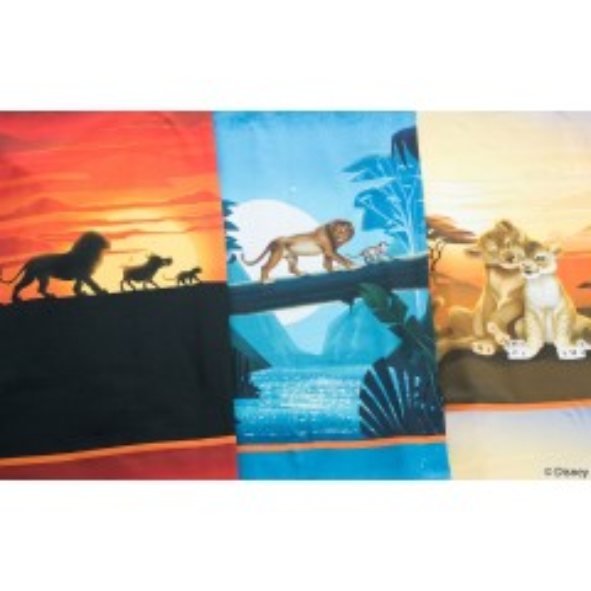 Disney König der Löwen Panel Sonnenuntergang (Rapport 60cm)