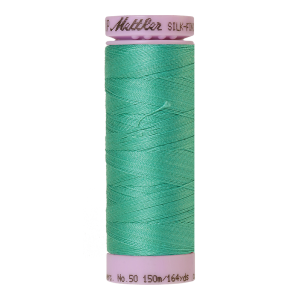 Silk-Finish Cotton 50, 150m - Bottle Green FNr. 0907