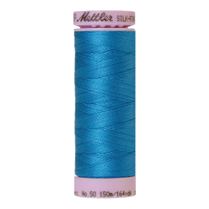 Silk-Finish Cotton 50, 150m - Carribbean Sea FNr. 0999