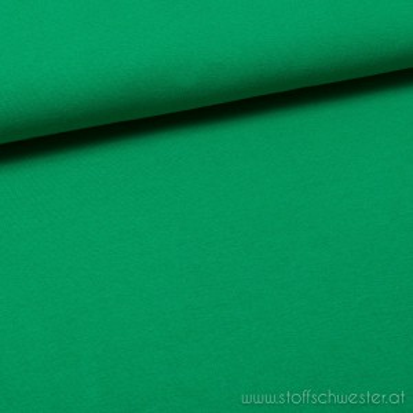Feinstrickbündchen grasgrün
