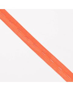 20mm Knopflochgummi orange