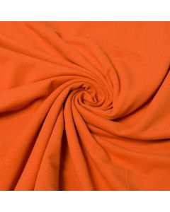 "Bio-Kuschelsweat ""Soft"" orange"