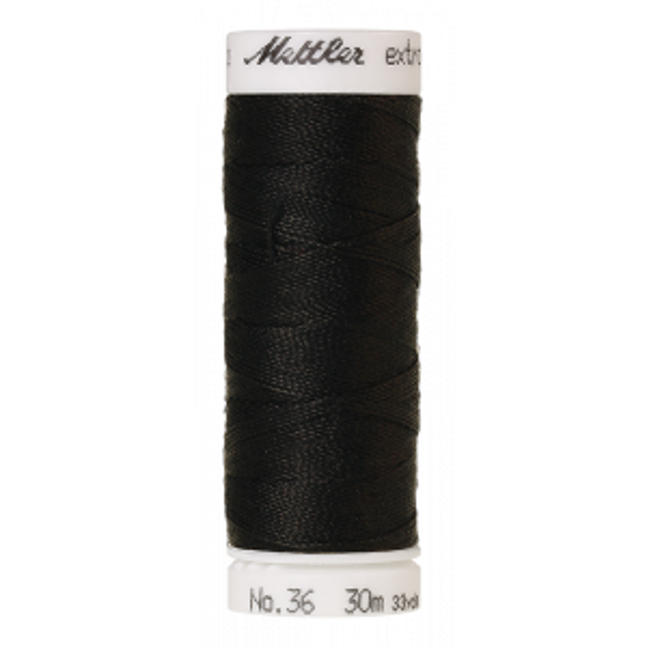 Amann Mettler Extra Stark 36, 30m - Black