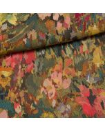 Fibre Mood - Marion - Viskose Crepe Abstract Flowers bunt